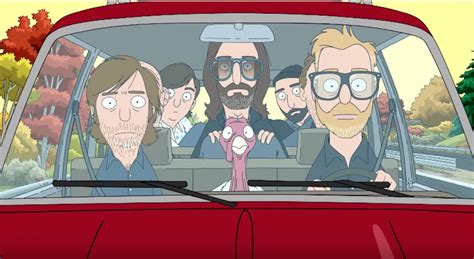 Gravy Boat Bob S Burgers by The National Made Another Thanksgiving Track For Bob