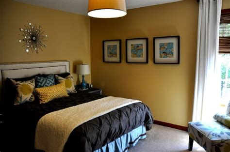 Bedroom Decorating Ideas Yellow Paint by How To Decorate A Bedroom With Yellow