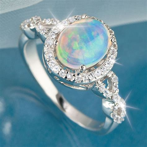 Opel Ring by Opal Ring Promises Promises