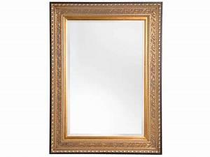 Spiegel Mit Schwarzem Rahmen : spiegel mit goldenem rahmen ~ Buech-reservation.com Haus und Dekorationen
