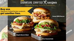 McDonald's is testing new 'Signature Crafted' sandwiches ...