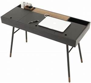 Sekretär Modern Design : mdf schreibtisch modern integrierter stauraum madera ~ Watch28wear.com Haus und Dekorationen
