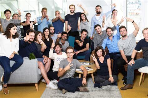 bureaux à partager bureaux à partager lève 2 millions d euros pour développer