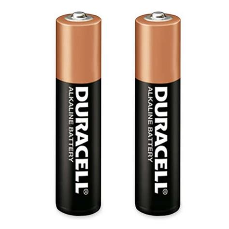 duracell aa batteries pack of 2