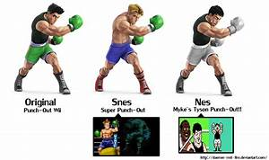 More Accurate Little Mac Alt Renders I Found Credits To