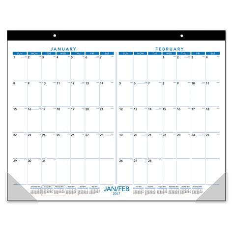 Two Months Per Page Desk Pad By Ataglance® Aagsk2mpg00. Microsoft Excel Templates Calendar Template. Blank Clocks Printable. Cancellation Form Template. Monthly Blank Calendar Template. Potty Training Steps Chart Template. Project Management Forms Free Download Template. Windows Publisher Free Download 2007 Template. Iphone 6 And 6s Difference Template