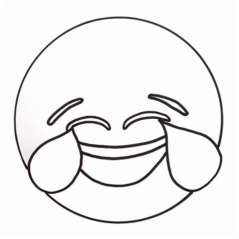 Coloring Emoji by Emoji Coloring Pages