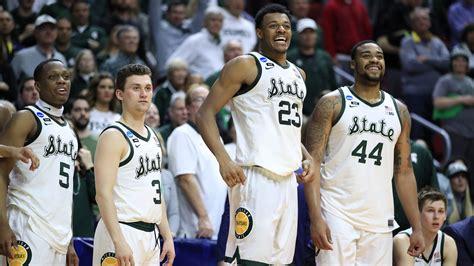 michigan state basketball roster starting lineup heavycom