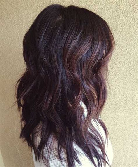 Fall Hair Colors 2015 For Brunettes by 25 Hairstyles 2015 2016 Hairstyles
