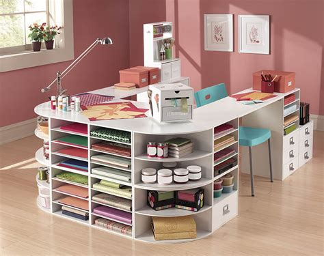 Clever Craft Room Organization Ideas For Diyers