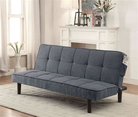 whi klik klak sofa grey 108 347gy modern furniture canada