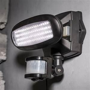 Lampe Exterieur Detecteur De Mouvement : eclairage ext rieur solaire avec d tecteur de mouvement ~ Dallasstarsshop.com Idées de Décoration
