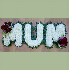 Sympathy flowers bolton florist in bolton bolton for Funeral flowers letters