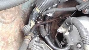 Detroit 60 Series Fuel System Diagram