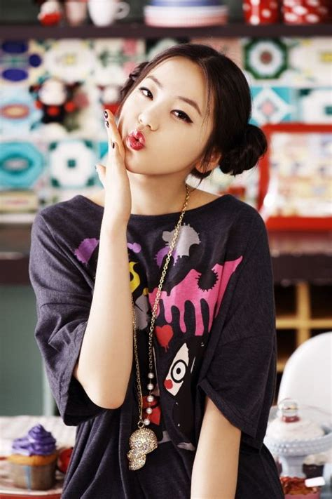 Japanese Hairstyles Buns by Photos Sohee Is Cuter Than Pucca Beezee S Board