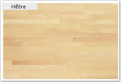 cuisine en hetre massif plan de travail hêtre pour cuisine bois massif plan de