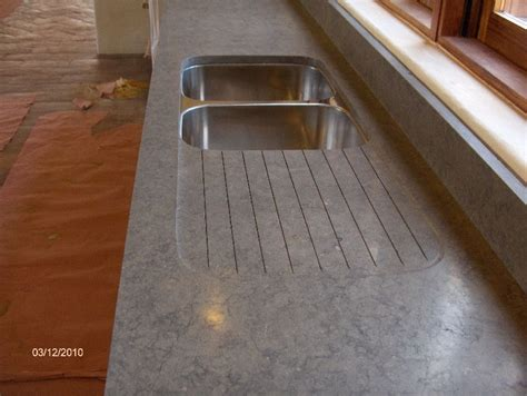 Built In Kitchen Sink by Low Divide Stainless Steel Sink With Built In