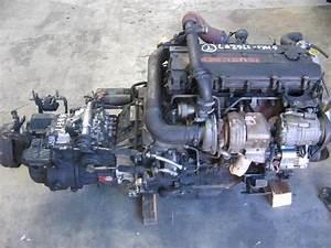 1999 2000 2001 Isuzu Chevy Gmc Npr Npr Hd Nqr W500 W4500 W5500 4he1