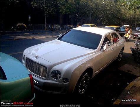 Bentley Mulsanne In Mumbai