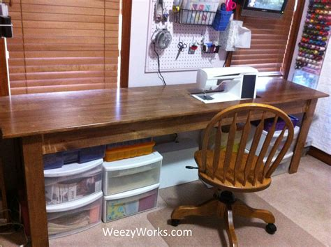 Ana White  Narrow Sewing Table  Diy Projects. Desk Chair Heater. 2x6 Table. Bar Tables And Chairs. Compact Studio Desk. The Trade Desk. Glass Writing Desks. Wood Coffee Tables. Luggage Chest Of Drawers