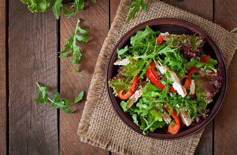7 low carb salad recipes atkins