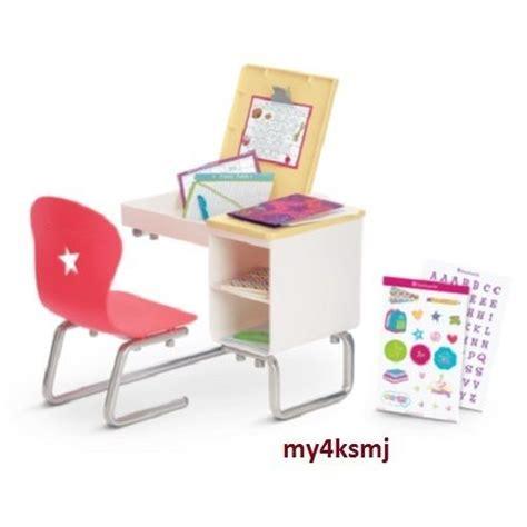 american desk set american desk flip top desk set for doll