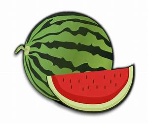 Free Watermelon Clipart Pictures