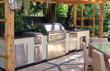 stainless outdoor kitchen cabinets outdoor kitchen cabinets review the kitchen 5713