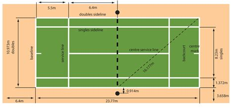 what are the dimensions of a table tennis table tennis court dimension and layout sportscourtdimensions com