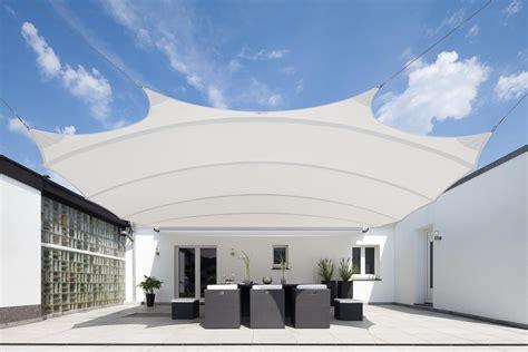 Terrasse Mit Sonnensegel by Die Besten 25 Aufrollbare Sonnensegel Ideen Auf