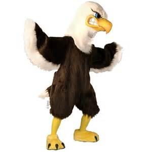 Mr. Majestic Mascot Costume 410-QSD