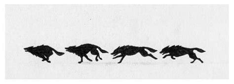 wolf silhouette tattoo idea tattoo ideas pinterest
