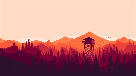 Ps4 Animated Wallpaper - firewatch ps wallpapers