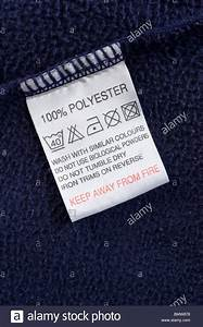 polyester clothes wash care instructions label england With how to label clothes