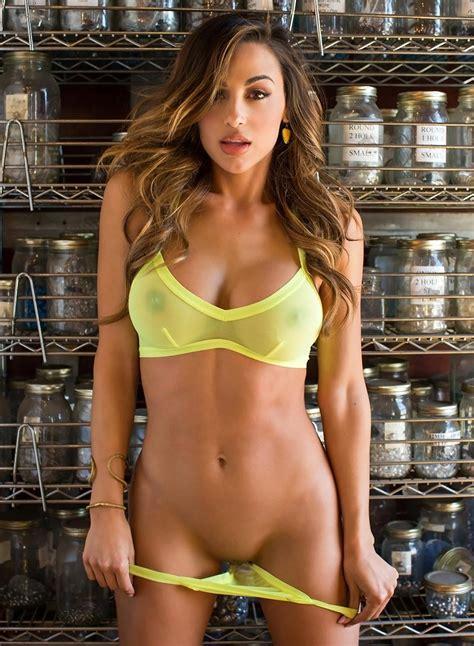 Ana Cheri Topless Sexy Pics Scandal Planet