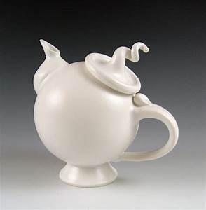 signature, teapot, by, lilach, lotan, , ceramic, teapot