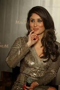 Kareena Kapoor At Magnum Ice Cream Chocolate Truffle
