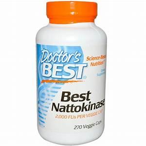 Buy Doctor U0026 39 S Best - Nattokinase Online