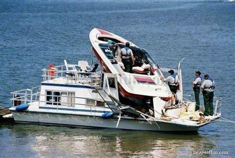 Boat Crash Epic the most epic boat crashes of 2015 marine news