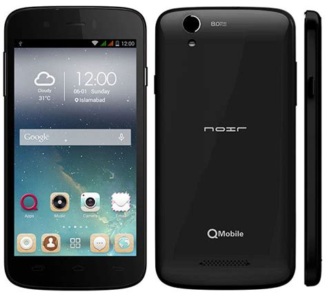 qmobile noir i10 specs and price phonegg