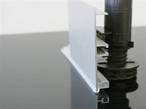 Aluminum Toe Kicks « Aluminum Glass Cabinet Doors