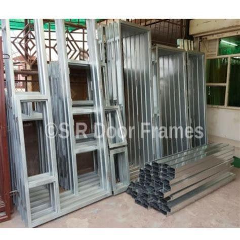 steel door frame gpsp metal frames manufacturer rectangular