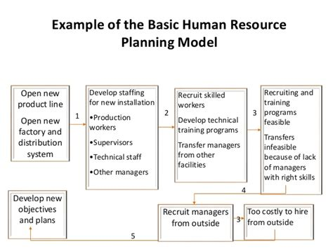 human resource planning recruitment  selection