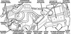 Drain Hose Location Chrysler 200 2004 Dodge Neon