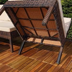 Sitzgarnitur Garten Rattan : ecksofa mit tisch und auflagen garten lounge poly rattan liege sitzgarnitur ebay ~ Indierocktalk.com Haus und Dekorationen