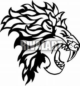 Clip Art Lion Roar | www.pixshark.com - Images Galleries ...