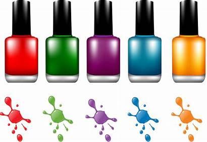 Nail Clipart Manicure Care Polish Transparent Suit