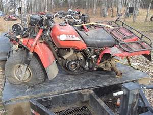 1989 Honda Big Red For Sale In Faust Alberta
