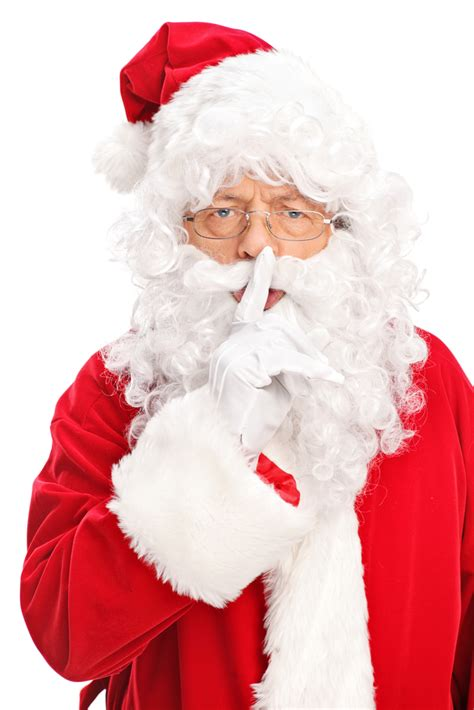 Oh The Dreaded Question... Is Santa Claus Real? - Beenke