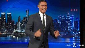 The Daily Show with Trevor Noah GIF - Find & Share on GIPHY